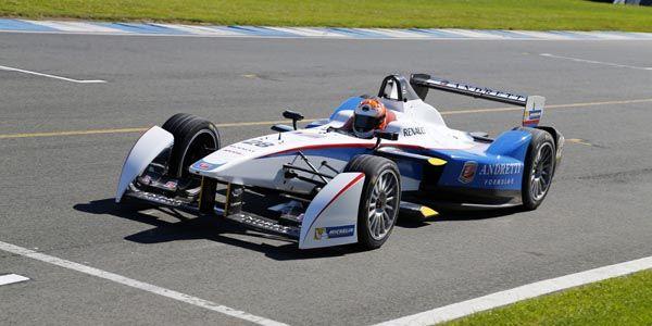 Formula E : Charles Pic quatrième Français en lice