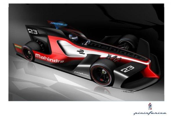 Formula E : Pininfarina présente trois nouveaux concepts