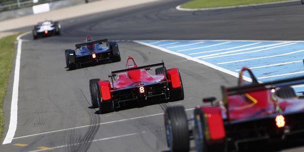 Formula E : D'Ambrosio avec Dragon Racing