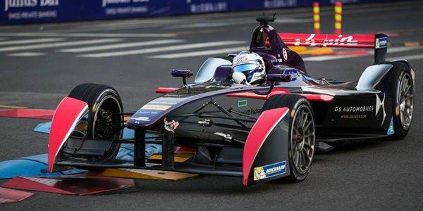 Formula E : livrée spéciale pour DS Virgin