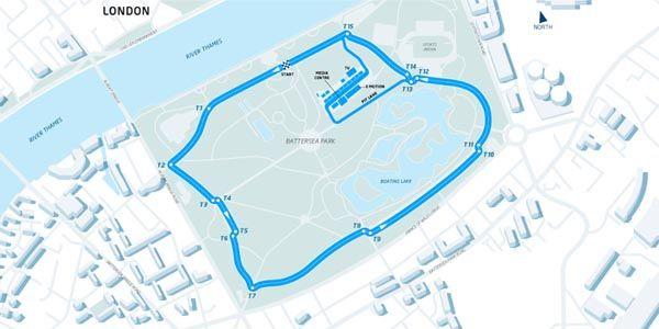Formula E : deux courses pour la finale londonienne