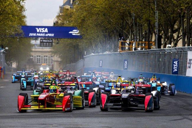 Formula E : Lucas di Grassi s'impose à Paris