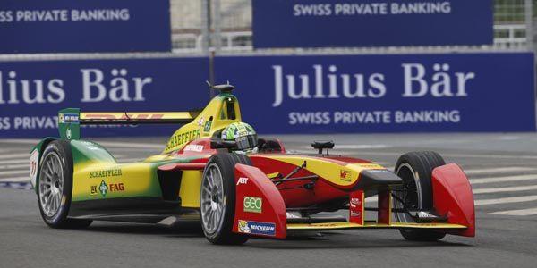 Formula E : di Grassi prêt pour Buenos Aires