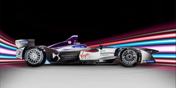 Formula E : DS Virgin Racing dans les starting blocks