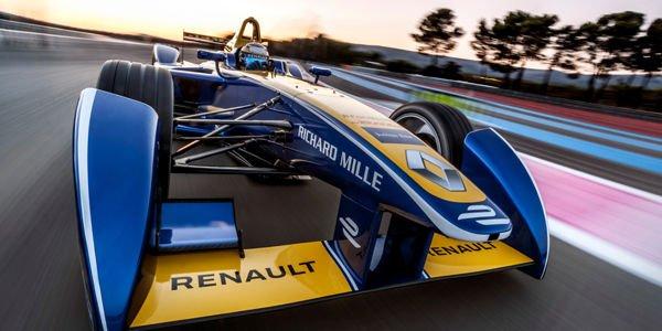 Formula E : Renault e.dams vise la passe de deux