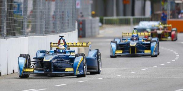 Formula E : e.dams-Renault prêt pour Long Beach