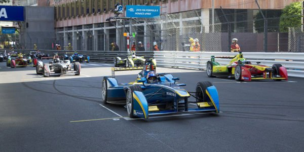 Formula E : e.dams prêt pour Berlin