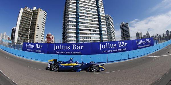 Formula E : e.dams-Renault aux avant-postes