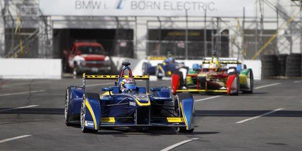 Formula E : la pole en point de mire pour e.dams