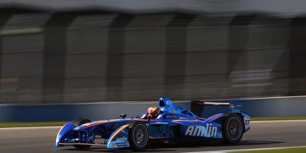 Formula E : Robin Frijns rejoint Andretti