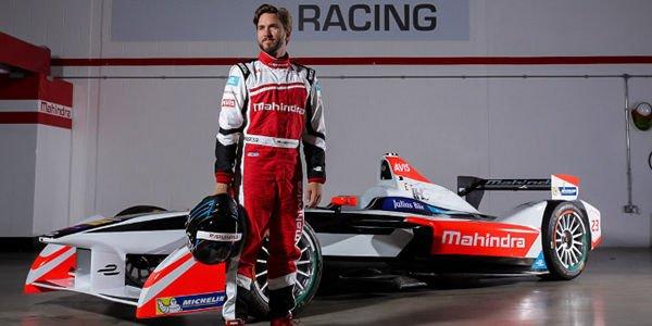 Formula E : Nick Heidfled avec Mahindra Racing