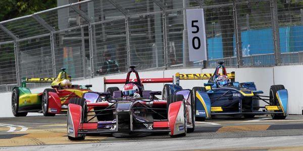 Formula E : Putrajaya ePrix Highlights