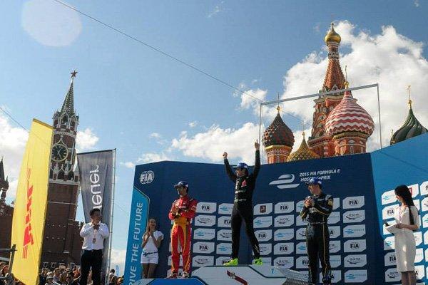 Formula E : le Moscou ePrix officiellement annulé