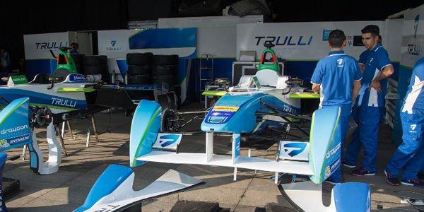 Formula E : le Team Trulli recalé à Putrajaya