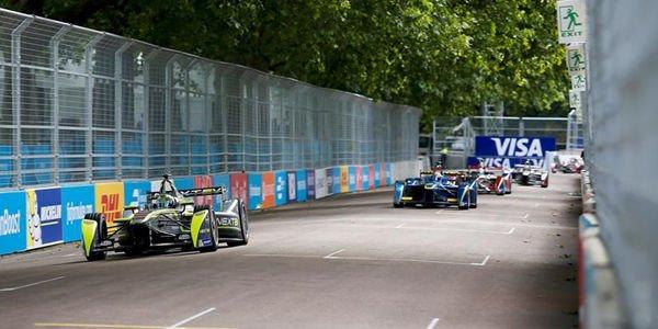 Formula E : les meilleurs moments du London ePrix