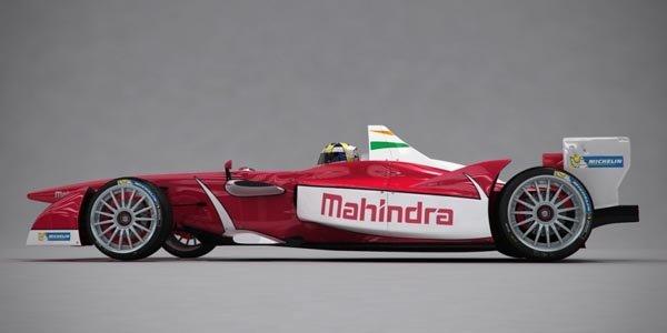 Formula E : Senna et Chandhok avec Mahindra