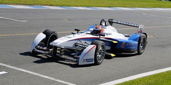 Formula E : Montagny forfait à Punta del Este