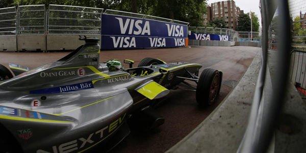 Formula E : Nelson Piquet Jr titré