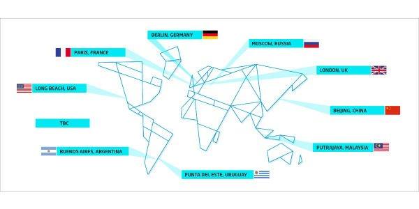 Formula E : Paris au calendrier de la saison 2