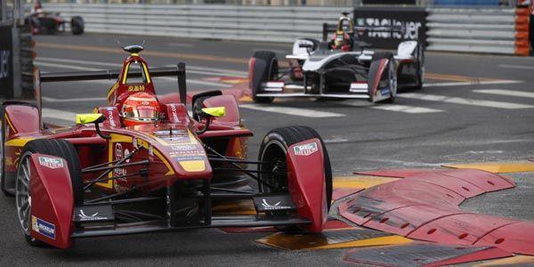 Formula E : Pic et Liuzzi au départ à Miami