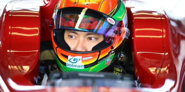 Formula E : Piquet Jr et Ho-Pin Tung avec China Racing