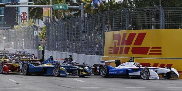 Formula E : Prost fait coup double à Miami