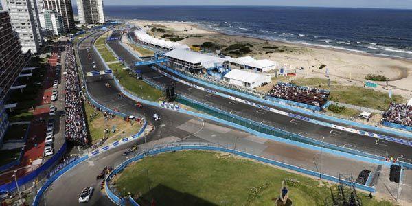 Formula E : Punta del Este ePrix Highlights