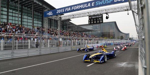 Formula E : Renault e.dams démarre fort