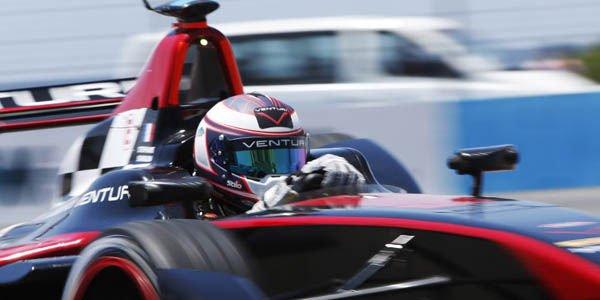 Formula E : Sarrazin domine le test uruguayen