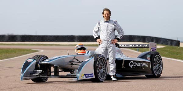 Formula E : Trulli crée sa propre équipe