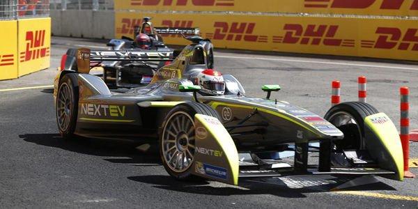 Formula E : Turvey avec NEXTEV TCR