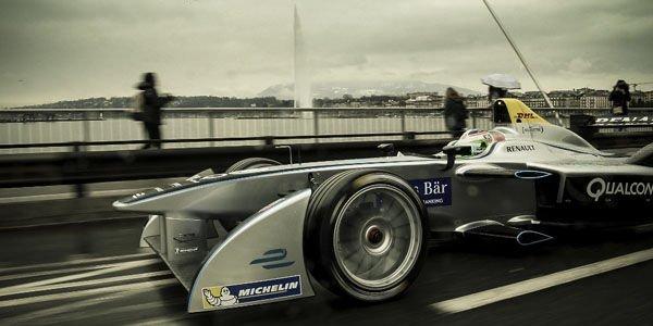 Formula E : bientôt une épreuve en Suisse ?