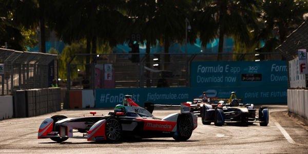 Formula E : Rowland remplace Heidfeld à Punta del Este