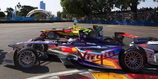 Formula E : JEV avec DS Virgin, Villeneuve avec Venturi