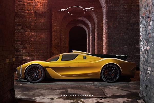Forte demande pour la Mercedes-AMG Project One