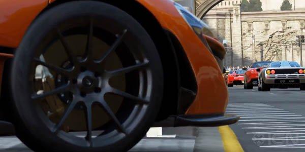 Forza Motorsport 5 : nouveau trailer