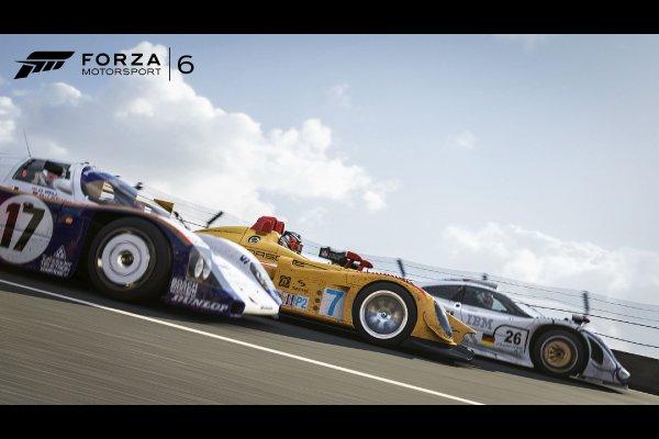 Forza : le Porsche Expansion pack est arrivé