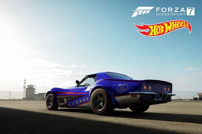 Forza s'associe à Hot Wheels pour fêter ses 50 ans