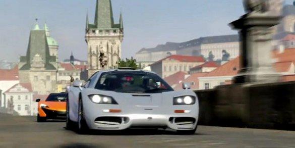 Forza Motorsport 5 : le premier trailer