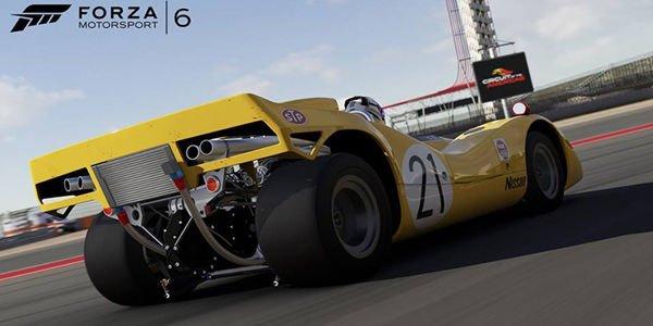 Forza Motorsport 6 : dernier trailer avant sortie