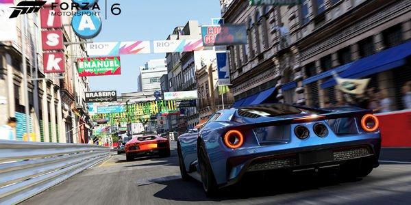 Forza Motorsport 6 : arrivée prévue le 15 septembre