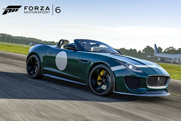 Forza Motorsport 6 : le pack Top Gear