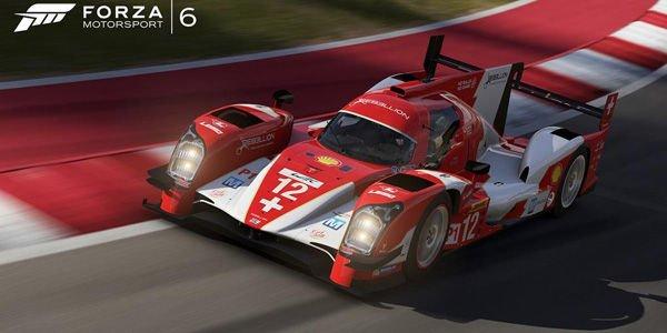 Forza Motorsport 6 : premier DLC