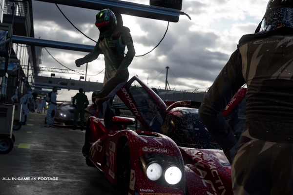 Forza Motorsport 7 : le trailer officiel
