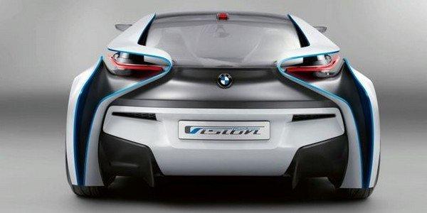 Salon de Francfort: Stand BMW