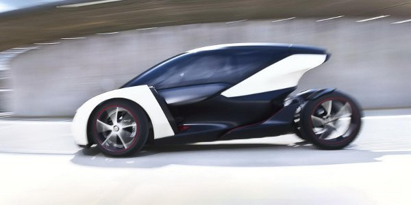 Francfort: concept biplace Opel