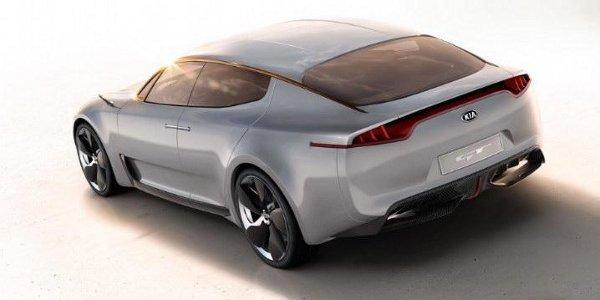 Kia GT Concept, nouvelles images