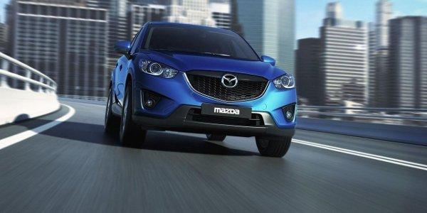 Francfort 2011: Mazda CX-5