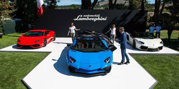 Lamborghini : une nouvelle découvrable à Francfort ?