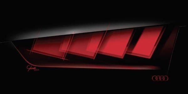 La technologie OLED présente à Francfort avec Audi